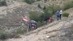 Traktör devrildi 2 kişi hayatını kaybetti