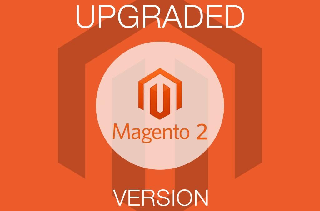 Migrar o actualizar a Magento 2
