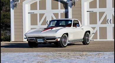 Unbelievable Story of a Secret 1967 Corvette Stingray!
