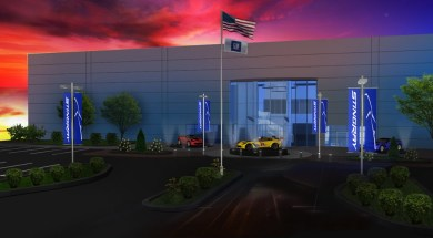 GM Performance and Racing Center