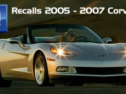 GM Recalls 2005 – 2007 Corvettes