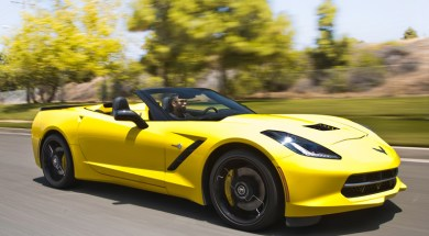 First Test: 2014 Chevrolet Corvette Stingray Z51 Convertible