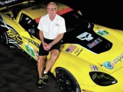CORVETTE RACING AT LE MANS: Spirit of Le Mans Award for Fehan