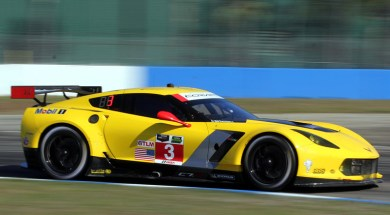 Le Mans: Corvette fans can ride along with the team