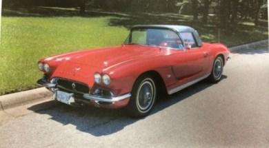 Missing classic Corvette prompts plea for help