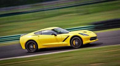 Video:  2014 Lightning Lap: Chevrolet Corvette Stingray