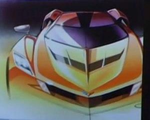 Corvette Mid-Engine Zora?
