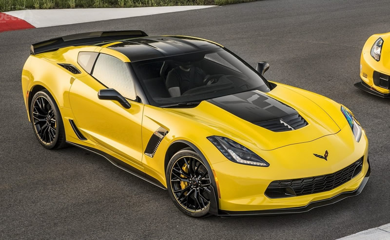 video 2016 corvette zo6 c7 r gets wrecked in texas corvette action center. Black Bedroom Furniture Sets. Home Design Ideas