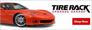 Tire Rack Upgrade Garage - CorvetteActionCenter.com