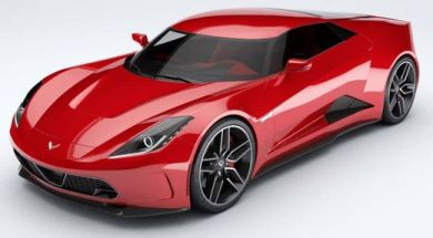"Mid Engine Corvette Code Named ""Emperor"" to Bow as a 2019 Model"