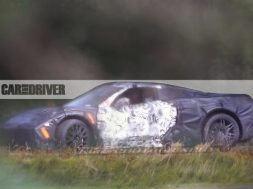 [SPY PHOTOS] Meet the 2019 Mid-Engine Corvette in its Body!