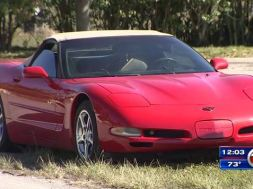 [VIDEO] Vietnam Veteran Beaten and Carjacked – 2000 Corvette Found in Miami Gardens, Florida