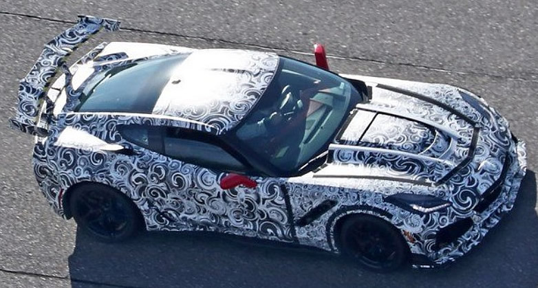 2018 Corvette ZR1 Prototype