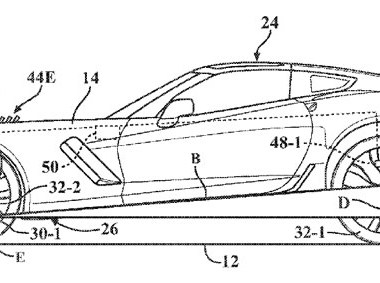 Could Active Aerodynamics Be Coming to the Corvette?