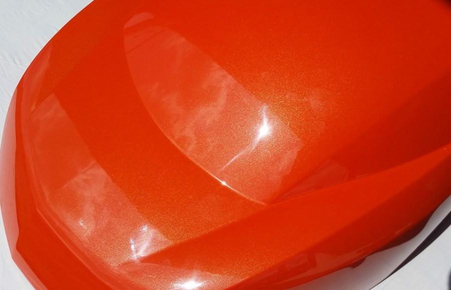 2018 Corvette - Sebring Orange Metallic Tintcoat