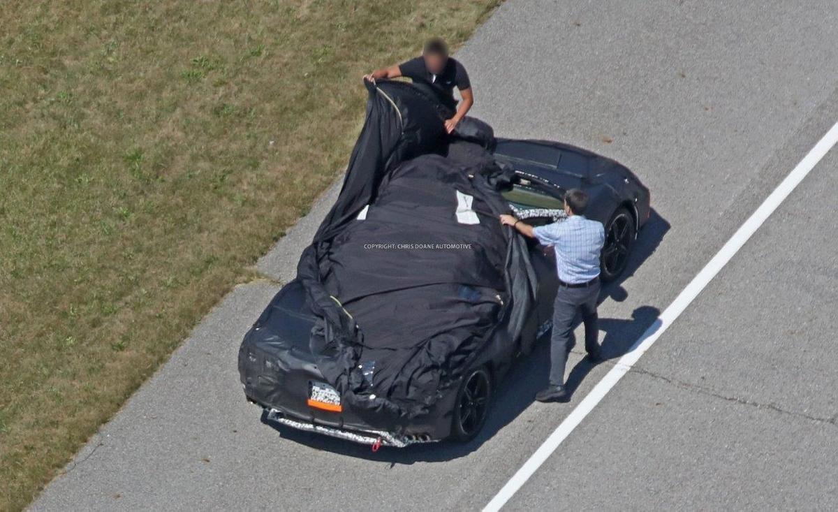 2019 Mid-Engine Corvette