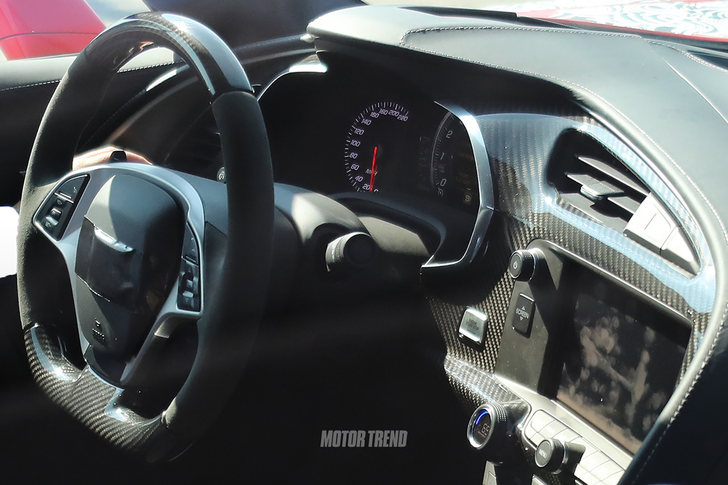 2019 Corvette ZR1 Interior