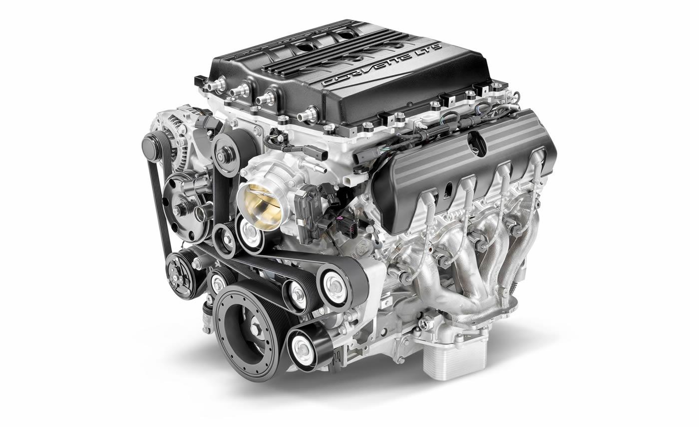 2019 Corvette ZR1 - LT5 Engine