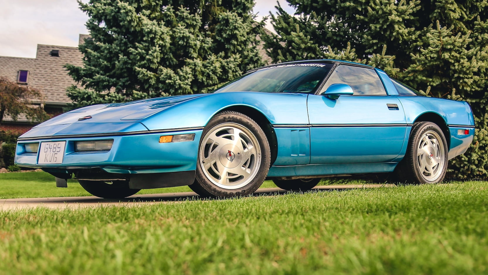 1988 Corvette ZR-1 Prototype - EX5023