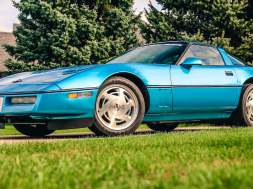 1988 Corvette ZR-1 Prototype – EX5023