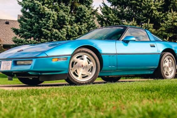 1988 Corvette ZR-1 Prototype – EX5023