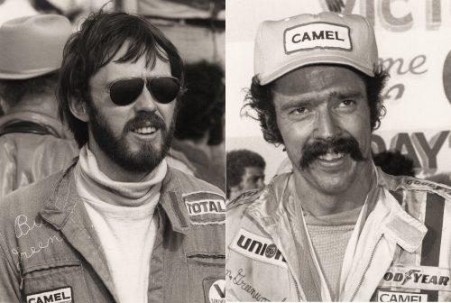 Burt (left) and John (right) Greenwood