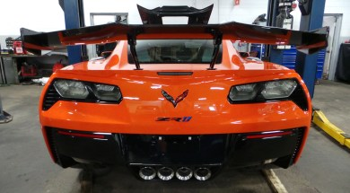 2019 Corvette ZR1 – Number 76