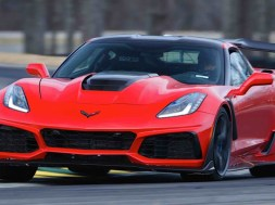 [VIDEO]  2019 Corvette ZR1 Making an Official Nürburgring Nordschleife Timed Run?