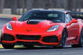 [VIDEO]  2019 Corvette ZR1 Making an Official Nürburgring Nordschleife Timed Run?