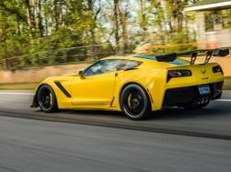 2019 Corvette ZR1 at Road Atlanta