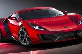 2020 Corvette Mid-Engine Concept