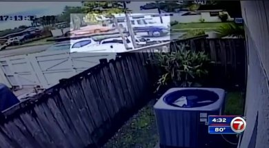 1958 Corvette Theft in West Miami-Dade Florida