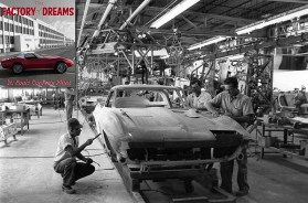 St Louis Corvette Assembly Plant