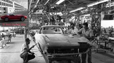 St Louis Corvette Assembly Plant