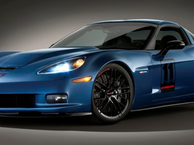 2011 Corvette Z06 Carbon Limited Edition