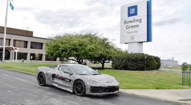 Bowling Green, Ky. — General Motors is adding a second shift and more than 400 hourly jobs at its Bowling Green (Kentucky) Assembly plant to support production of the Next Generation Corvette, which will be revealed on July 18, 2019.