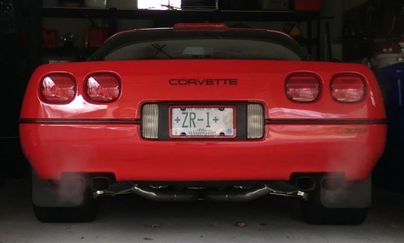 1990 Corvette ZR-1 | Image: Author