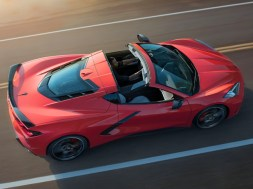2020 Mid-Engine Corvette Stingray