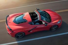 2020 Mid-Engine Corvette Stingray