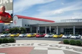 Wendell Strode – National Corvette Museum