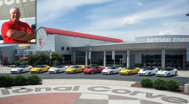 Wendell Strode – National Corvette Museum
