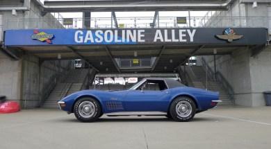 1972 Corvette 350 (slash) 200 Convertible – Bloomington Gold Benchmark, June 2018 – Steve and Wendy Burns, Michigan