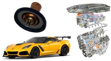Weapon-X 180° Thermostat for 2019 Corvette ZR1