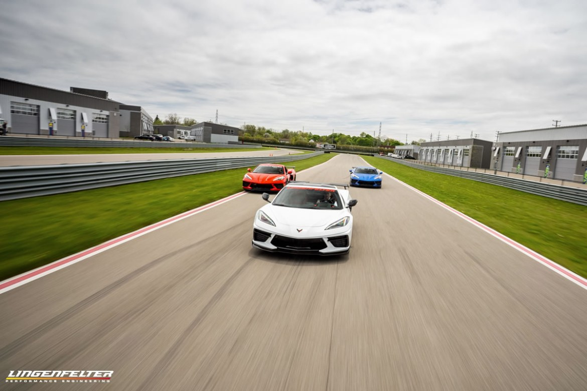 [VIDEO] Lingenfelter Set to Release Its Version of the C8 Corvette on November 8th
