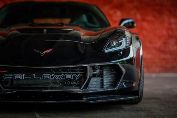 Callaway Competition 25th Anniversary Edition Corvette