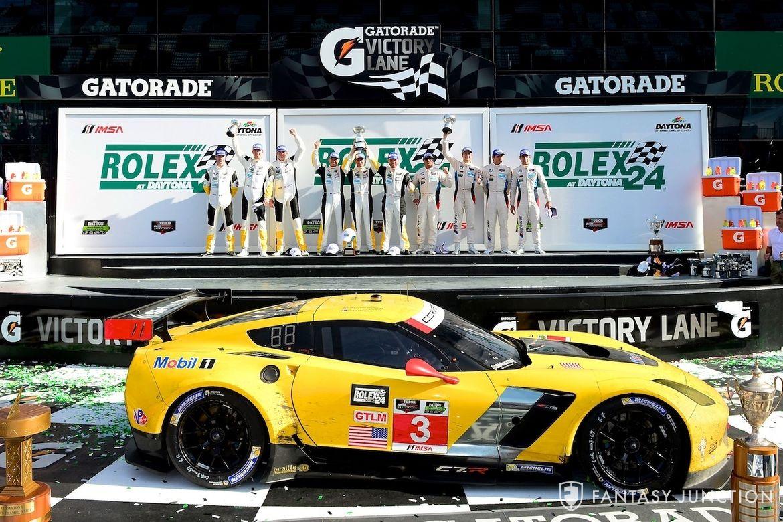 2014 Corvette C7.R #003 - s/n C7RGT-003