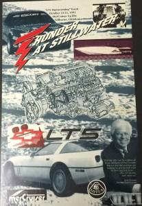 Thunder at Stillwater Corvette ZR-1 LT5 Event