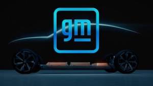 New GM Logo Reflects EV Business