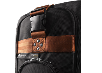 ClubGlove GM-licensed Corvette luggage