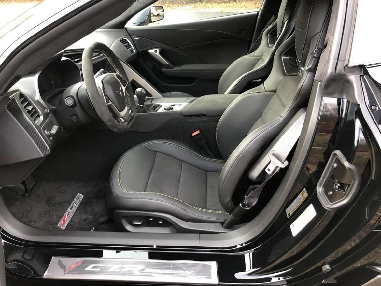2016 Corvette Z06 C7.R Edition - 1G1YT2D67G5700477